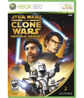 Star Wars the Clone Wars: Republic Heroes (Xbox 360)