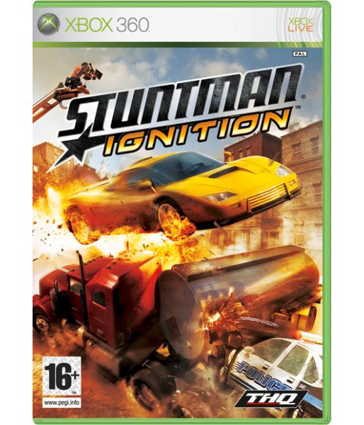 Stuntman Ignition (Xbox 360)