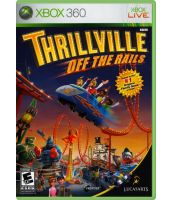 Thrillville Off the Rails (Xbox 360)