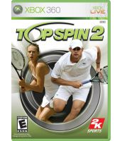 TopSpin 2 (Xbox 360)
