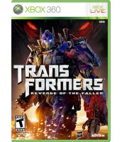 Transformers: Revenge of the Fallen (Xbox 360)