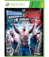 WWE Smackdown vs Raw 2011 The Hitman Edition (Xbox 360)