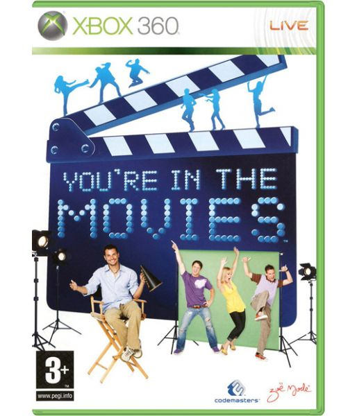 You're in the Movies [русская версия] (Xbox 360)