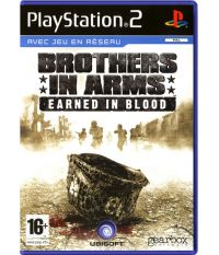 Brothers in Arms: Earned in Blood (PS2)