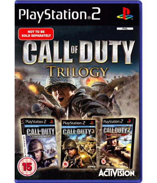 Call Of Duty Triple Pack (PS2)