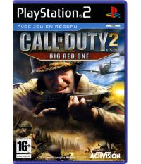 Call of Duty 2 Big Red One (PS2)