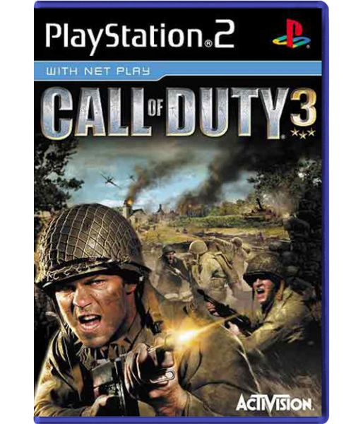 Call of Duty 3 Special Edition (PS2)