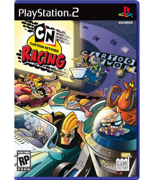 Cartoon Network Racing (PS2)