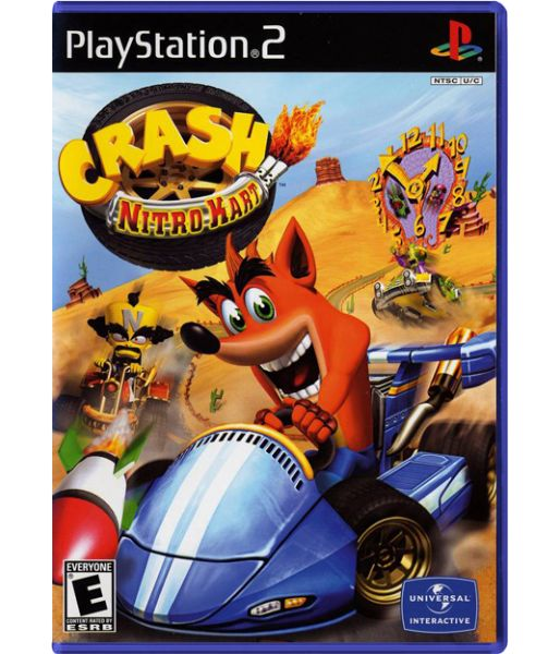Crash Nitro Kart (PS2)