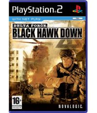 Delta Force Black Hawk Down (PS2)