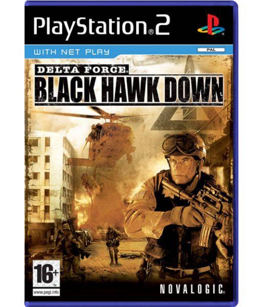 Delta Force Black Hawk Down (PS2)