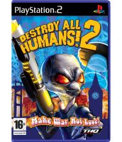 Destroy All Humans! 2 (PS2)