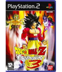 Dragon Ball Z Budokai 3 (PS2)