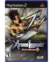 Dynasty Warriors 5 Xtreme Legends (PS2)
