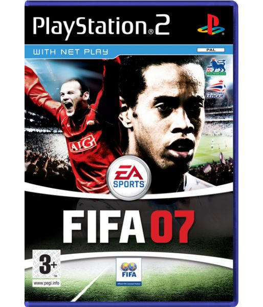 FIFA 07 [Platinum] (PS2)
