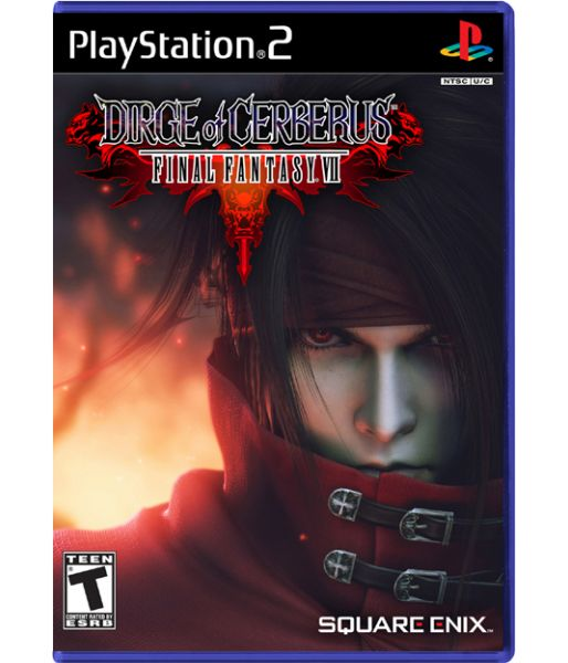 Final Fantasy VII: Dirge of Cerberus [Platinum, русская документация] (PS2)