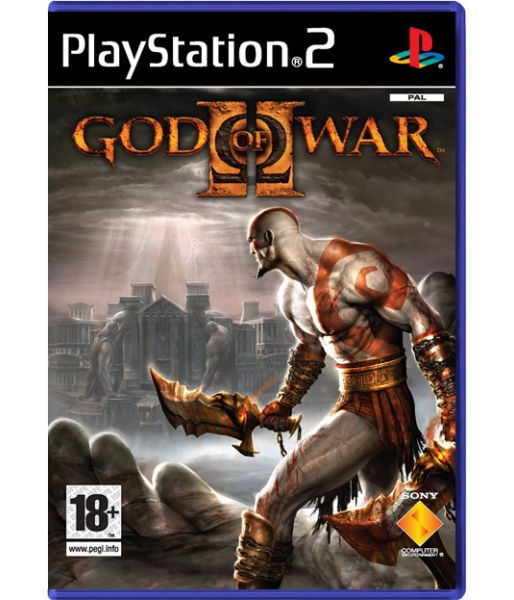 God Of War II [Platinum] (PS2)