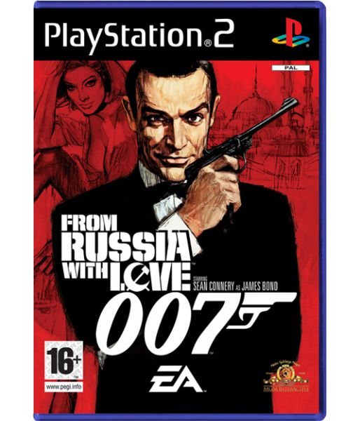 007: From Russia With Love (PS2)