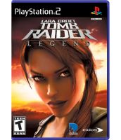 Lara Croft Tomb Raider: Legend [Русская документация] (PS2)