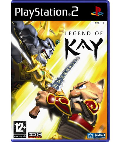 Legend of Kay (PS2)
