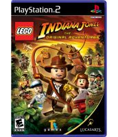 Lego Indiana Jones - The Original Adventure (PS2)