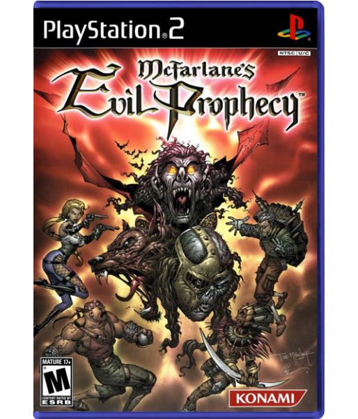 McFarlane's Evil Prophecy (PS2)