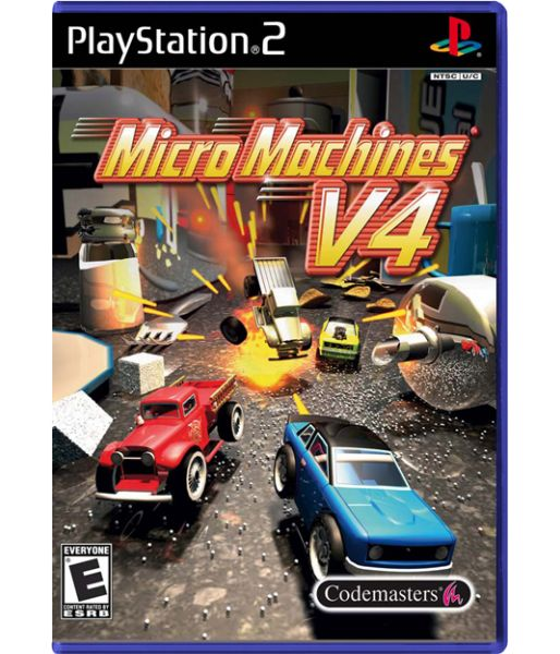Micro Machines V4 (PS2)