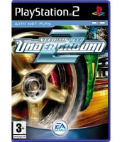 Need for Speed: Underground 2 [Band 1 - Release 2] (PS2)