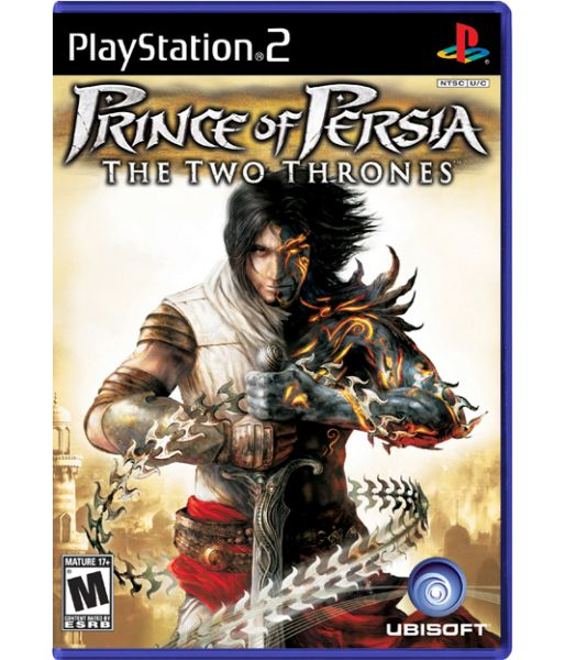 Prince of Persia: The Two Thrones (PS2)