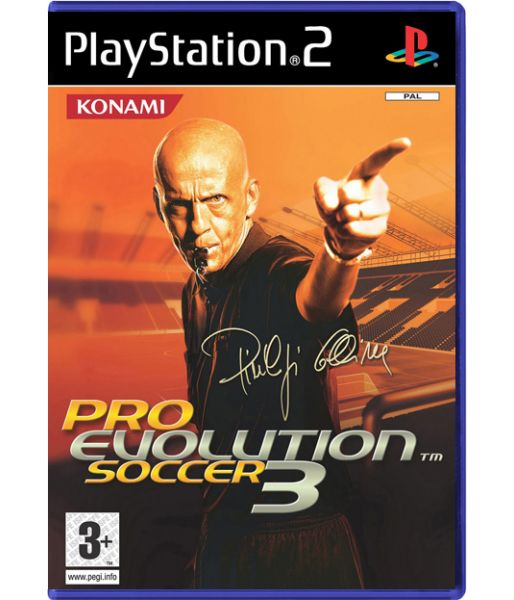 Pro Evolution Soccer 3 (PS2)
