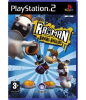 Rayman Raving Rabbids (PS2)
