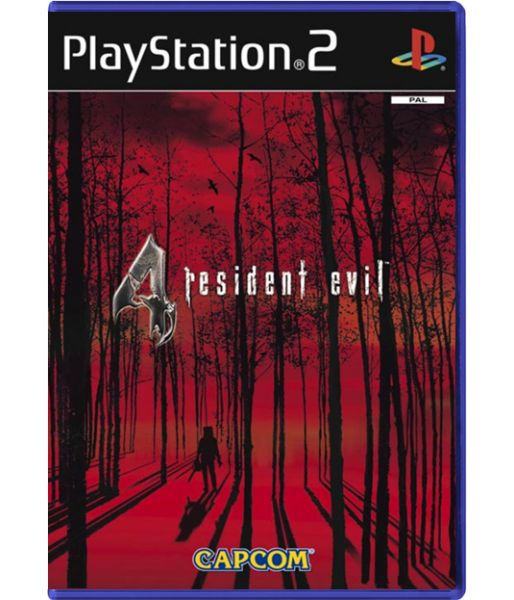 Resident Evil 4 [Platinum] (PS2)