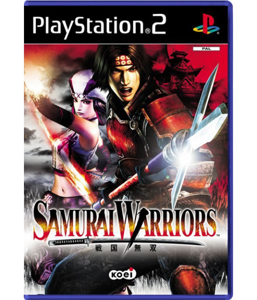 Samurai Warriors (PS2)