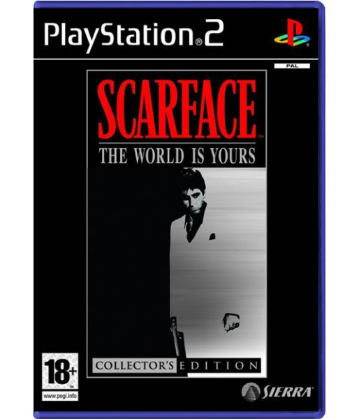 Scarface: The World Is Yours. Collector's Edition (PS2)