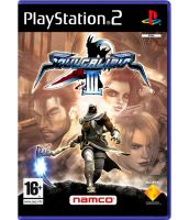 Soul Calibur III [Platinum] [Русская документация] (PS2)