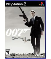 007: Quantum of Solace (PS2)