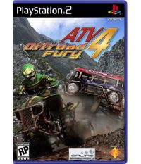 ATV Off Road Fury 4 (PS2)