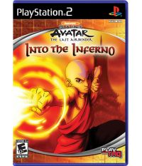 Avatar - The Legend of Aang: Into the Inferno (PS2)