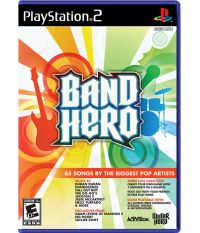 Band Hero (PS2)