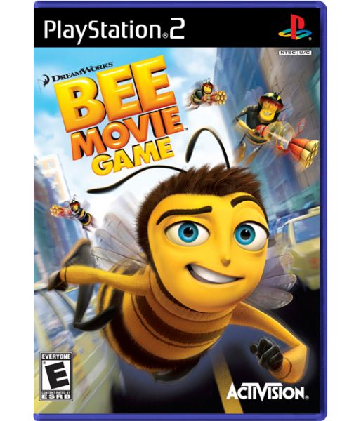 Bee Movie Game (PS2)