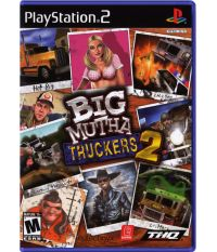 Big Mutha Truckers 2 (PS2)