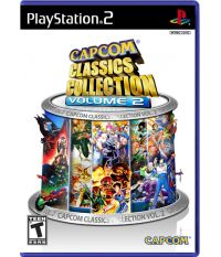 Capcom Classic Collection Vol.2 (PS2)