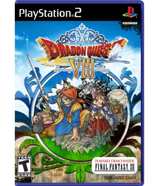 Dragon Quest 8 (PS2)