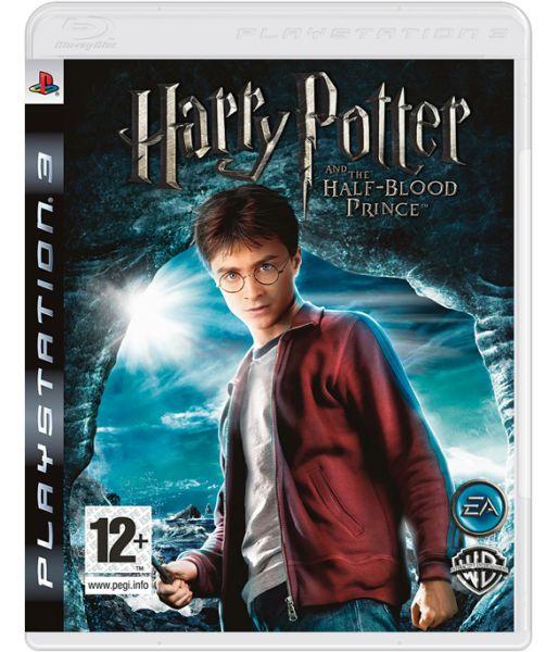 Гарри Поттер и Принц-полукровка [русская версия] (PS3)