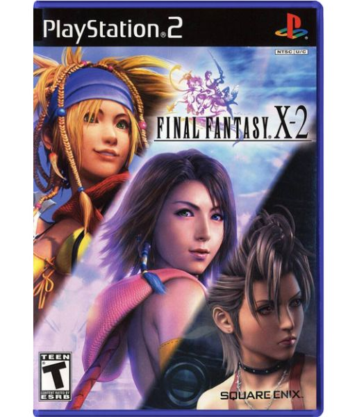 Final Fantasy X-2 [Platinum] (PS2)