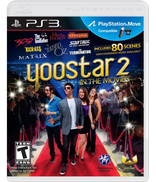 Yoostar 2: In The Movies [только для PS Move] (PS3)