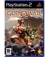 God of War [Platinum] (PS2)
