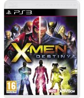 X-Men Destiny [русская документация] (PS3)
