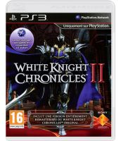 White Knight Chronicles II [русская документация] (PS3)