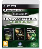 Tom Clancy's Splinter Cell Trilogy - Classics HD [русская документация] (PS3)